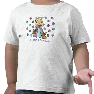 Easter Princess Tshirt