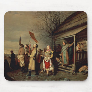 Easter Procession, 1861 Mouse Pad
