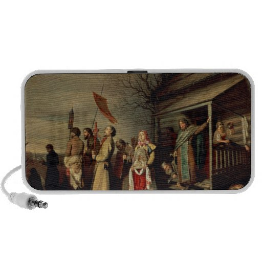 Easter Procession, 1861 Travelling Speakers