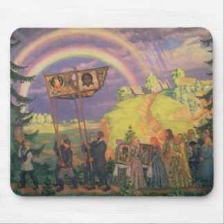Easter Procession, 1915 Mouse Pad