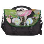 Easter - Pug -Hannah Commuter Bag