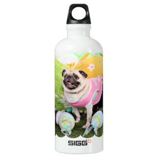 Easter - Pug -Hannah SIGG Traveler 0.6L Water Bottle