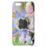 Easter - Pug - Louie iPhone 5C Covers