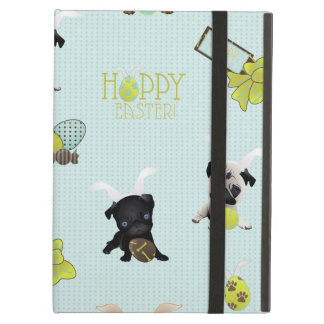 Easter Pugs iPad Air Cover