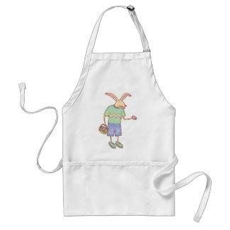 Easter Rabbit Apron