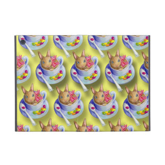 Easter Rabbit in Tea Cup Cover For iPad Mini