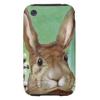 Easter Rabbit iPhone 3 Tough Cover