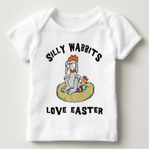Easter Rabbit Love Easter Baby Baby T-Shirt