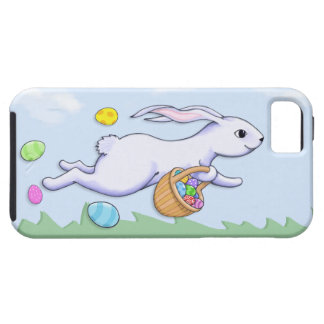 Easter Rabbit Run iPhone 5 Case-Mate Tough™