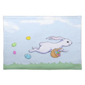 Easter Rabbit Run Placemat
