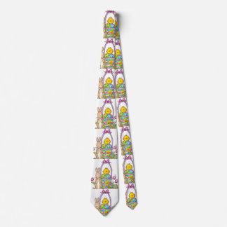 Easter Rabbit Tie