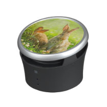 Easter Rabbits Bluetooth Speaker