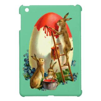 Easter rabbits iPad mini cases