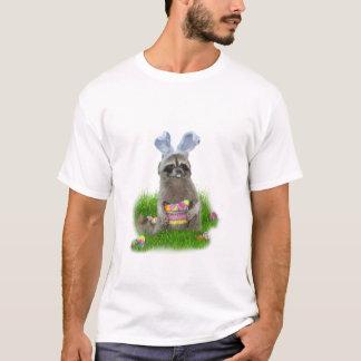 Easter Raccoon Bandit T-Shirt