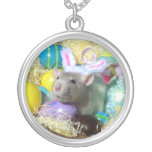 Easter Rat Necklace