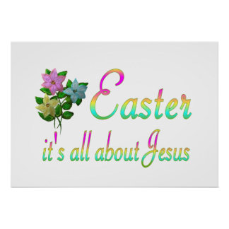 Easter Reason Poster