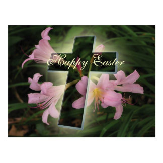 Easter Religious Post Card