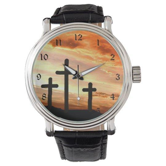 Easter rememberance wrist watch