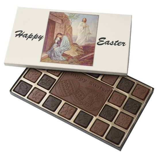 Easter Resurrection Day 45 Piece Box Of Chocolates