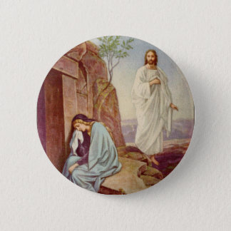 Easter Resurrection Day Button