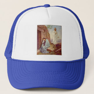 Easter Resurrection Day Trucker Hat