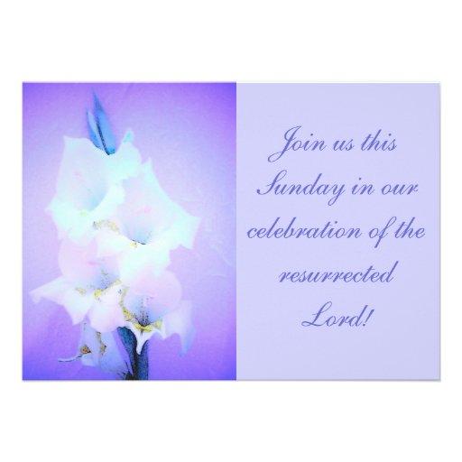 Easter/ Resurrection Sunday Invite