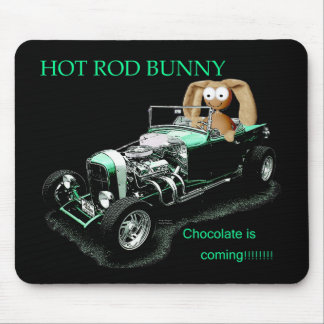Easter ride mouse pad