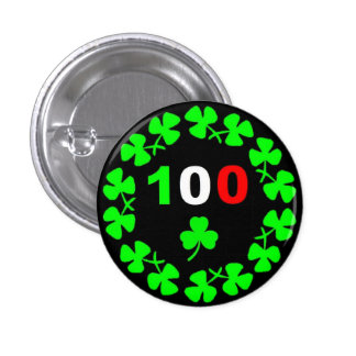 Easter Rising Centenary Badge Pinback Button