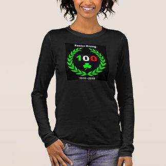 Easter Rising Centenary - Ladies Long-Sleeve Long Sleeve T-Shirt
