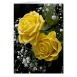 Easter Roses Greeting Card