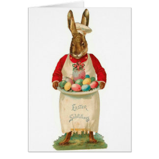 Easter Salutations Stationery Note Card