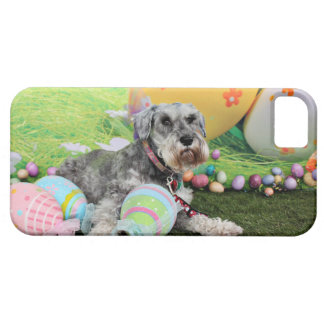 Easter - Schnauzer - Fergie iPhone 5 Covers