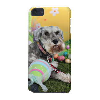 Easter - Schnauzer - Fergie iPod Touch (5th Generation) Case