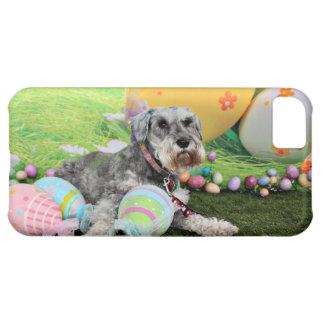 Easter - Schnauzer - Fergie iPhone 5C Case