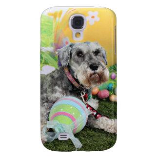 Easter - Schnauzer - Fergie Samsung Galaxy S4 Cases