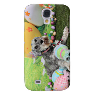 Easter - Schnauzer - Fergie Galaxy S4 Case