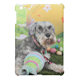 Easter - Schnauzer - Fergie iPad Mini Cover