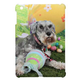 Easter - Schnauzer - Fergie Case For The iPad Mini