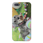 Easter - Schnauzer - Fergie iPhone 5 Cover