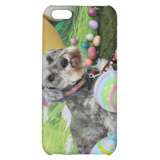 Easter - Schnauzer - Fergie iPhone 5C Covers