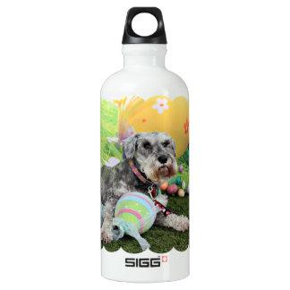 Easter - Schnauzer - Fergie SIGG Traveler 0.6L Water Bottle