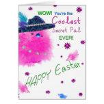 EASTER - SECRET PAL - COOLEST SP EVER CARD
