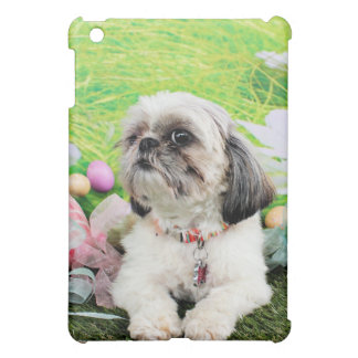 Easter - Shih Tzu - Sophie Cover For The iPad Mini
