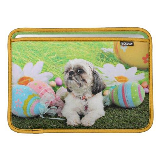 Easter - Shih Tzu - Sophie MacBook Air Sleeve