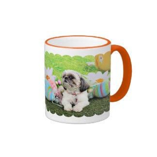 Easter - Shih Tzu - Sophie Ringer Coffee Mug