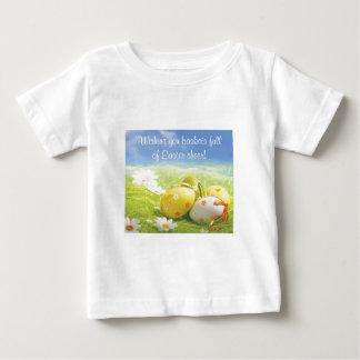 Easter Shirt, Wishing you baskets fullof Easter Baby T-Shirt