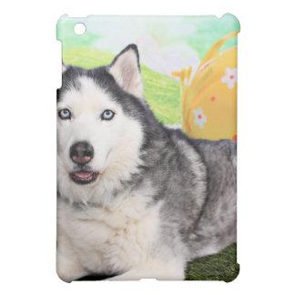 Easter - Siberian Husky - Luka Case For The iPad Mini