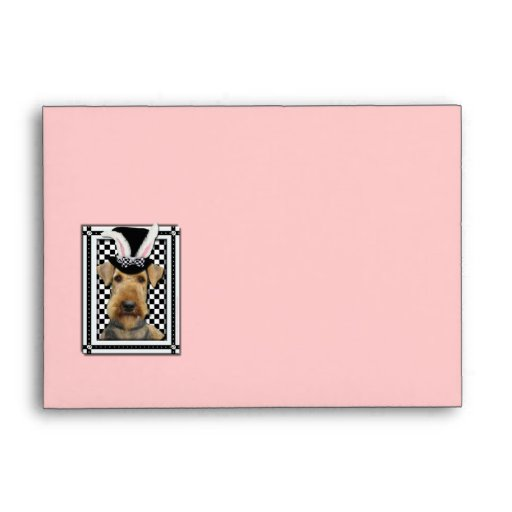 Easter - Some Bunny Loves You - Airedale Envelopes