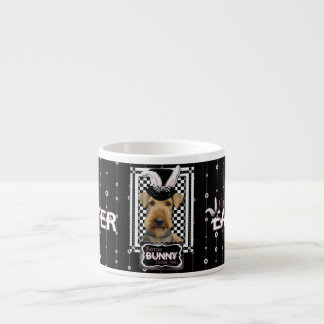 Easter - Some Bunny Loves You - Airedale Espresso Cup