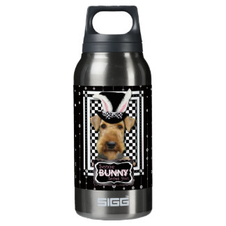 Easter - Some Bunny Loves You - Airedale Insulated Water Bottle